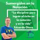 """Entrevista Eduardo Otero """"La disciplina para lograr el éxito en la natación y en la vida"""" EP 8"""