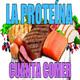 [Nivel 2] La proteína. ¿Qué cantidad debemos consumir?