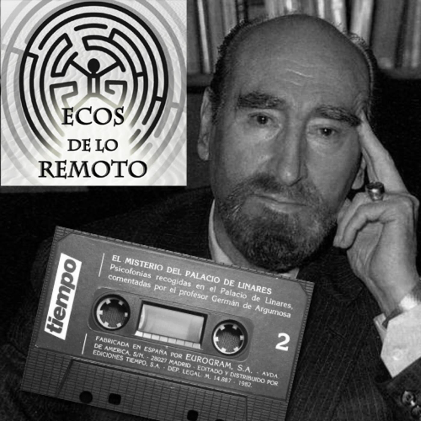 EXTRA) Germán de Argumosa y las psicofonías en el Palacio de ...