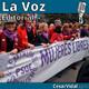 Editorial: Las feministas se niegan a colaborar con la Guardia Civil - 27/05/20