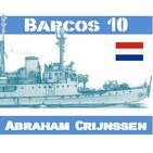 B-10#34 Abraham Crijnssen el Barco que fue una Isla