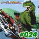 r-channel 024 - Cadillacs & Dinosaurs