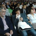 "Debate 36 min Mesa 1, Primer tema: ""Participación e innovación al servicio de un buen gobierno"""