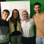 11/10/2018. Entrevista Startups Fun Premiomáshumano