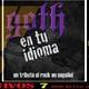 Goth en tu idioma ( Un tributo al Rock en Español)