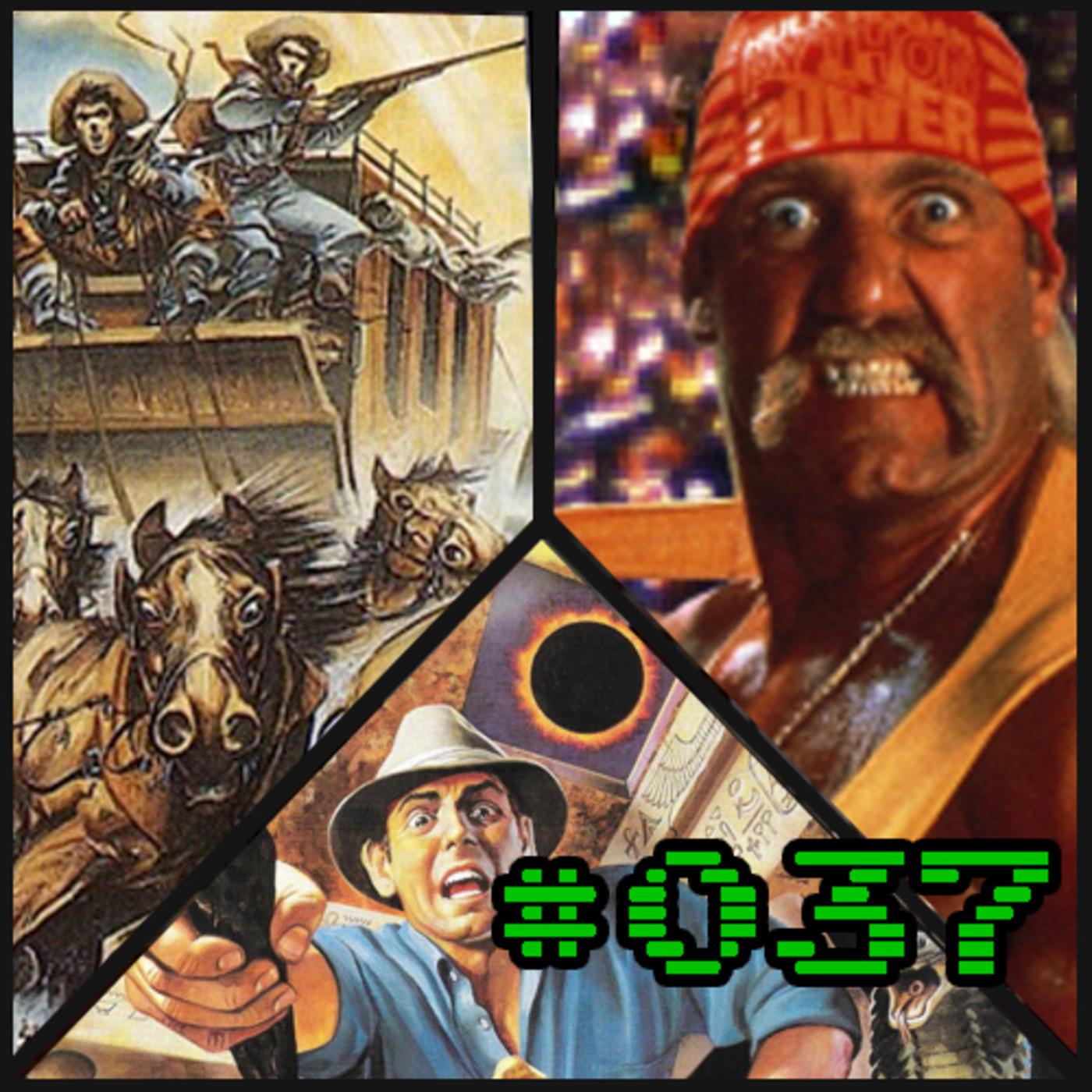 GM Podcast #037 - Cuarentena Edition Vol. 3