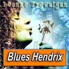 LEANNE TREVALYAN · by Blues Hendrix