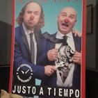 Rueda de prensa 'Justo a Tiempo' - Síndrome Clown - Teatro Cervantes
