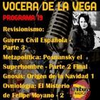 Vocera de la Vega: El Origen de la Navidad - Programa 19