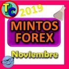 MINTOS FOREX NOVIEMBRE 2019 - Invertir en pesos mexicanos, rublos, tenges y laris con la Mejor Plataforma P2P