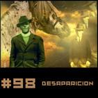 #98 Desaparición (Richard Matheson)