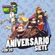 Aniversario Siete - The Breves W.E.A.S.