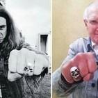 Ray Burton y Cliff Burton de Metallica.