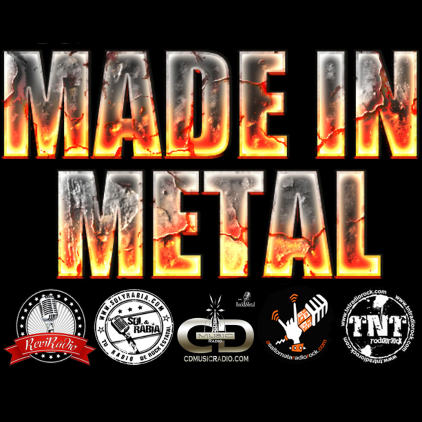 Made in Metal Programa 199 V Temporada