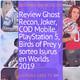 Cultura Geek TV 09: Resumen de noticias - Ghost Recon, Joker, COD Mobile y sorteo Isurus Worlds 2019
