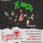 Mr. Monster en entrevista - El Llamado de la Bestia 04/06/2020