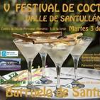 Entrevista a Chema Ezpeleta organizador del V Festival de Coctelería Valle de Santullán