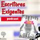 1x15 Escritores Exigentes Planificar libros de relatos con Daniel Sánchez Centellas
