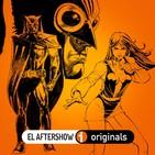 VIGILANTES 4: Buho Nocturno & Espectro de Seda - Watchmen