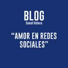 AMOR EN REDES SOCIALES  Daniel Relova