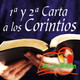 2ª Corintios 1, 23-24 al 2, 1-4 Audiobiblia
