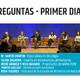 DEBATE Y PREGUNTAS, Primer dia 7º Congreso de Alimentación Viva - Varios Ponentes