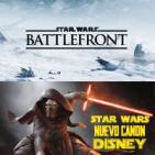 LODE 6x16–Archivo Ligero– Star Wars BATTLEFRONT, Nuevo Canon Disney STAR WARS