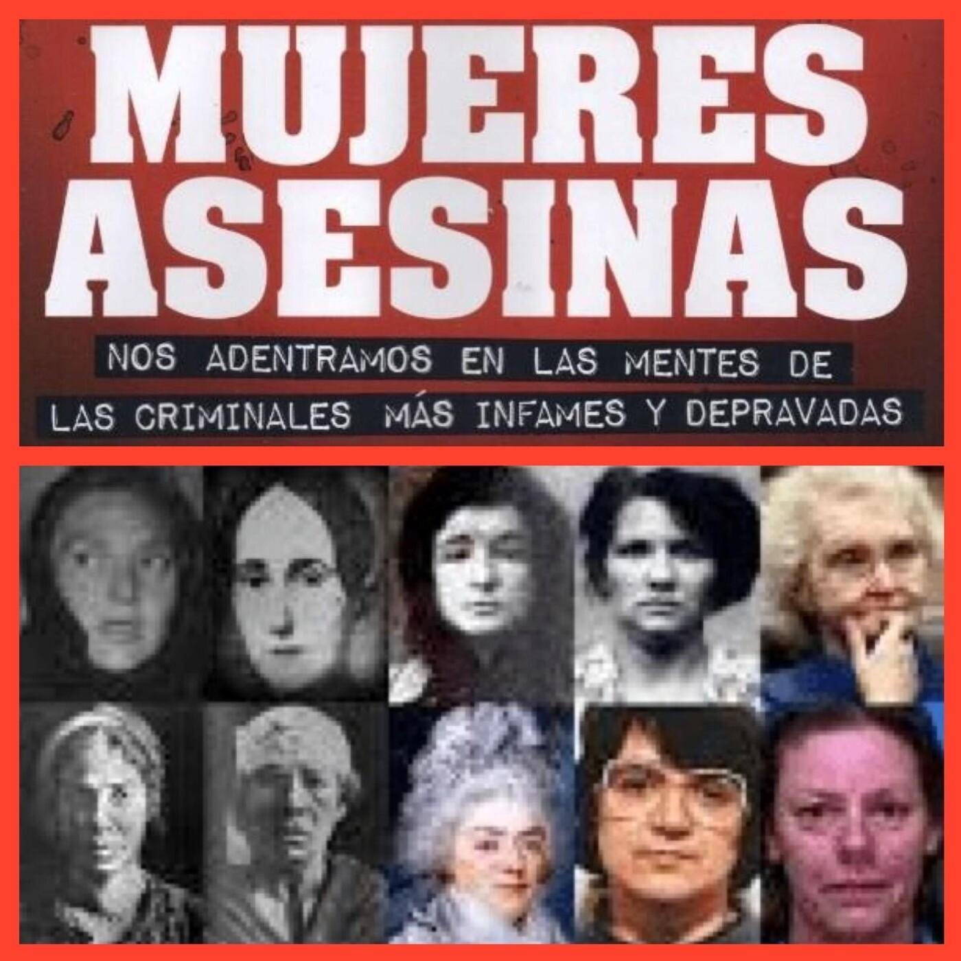 Mujeres asesinas en serie.