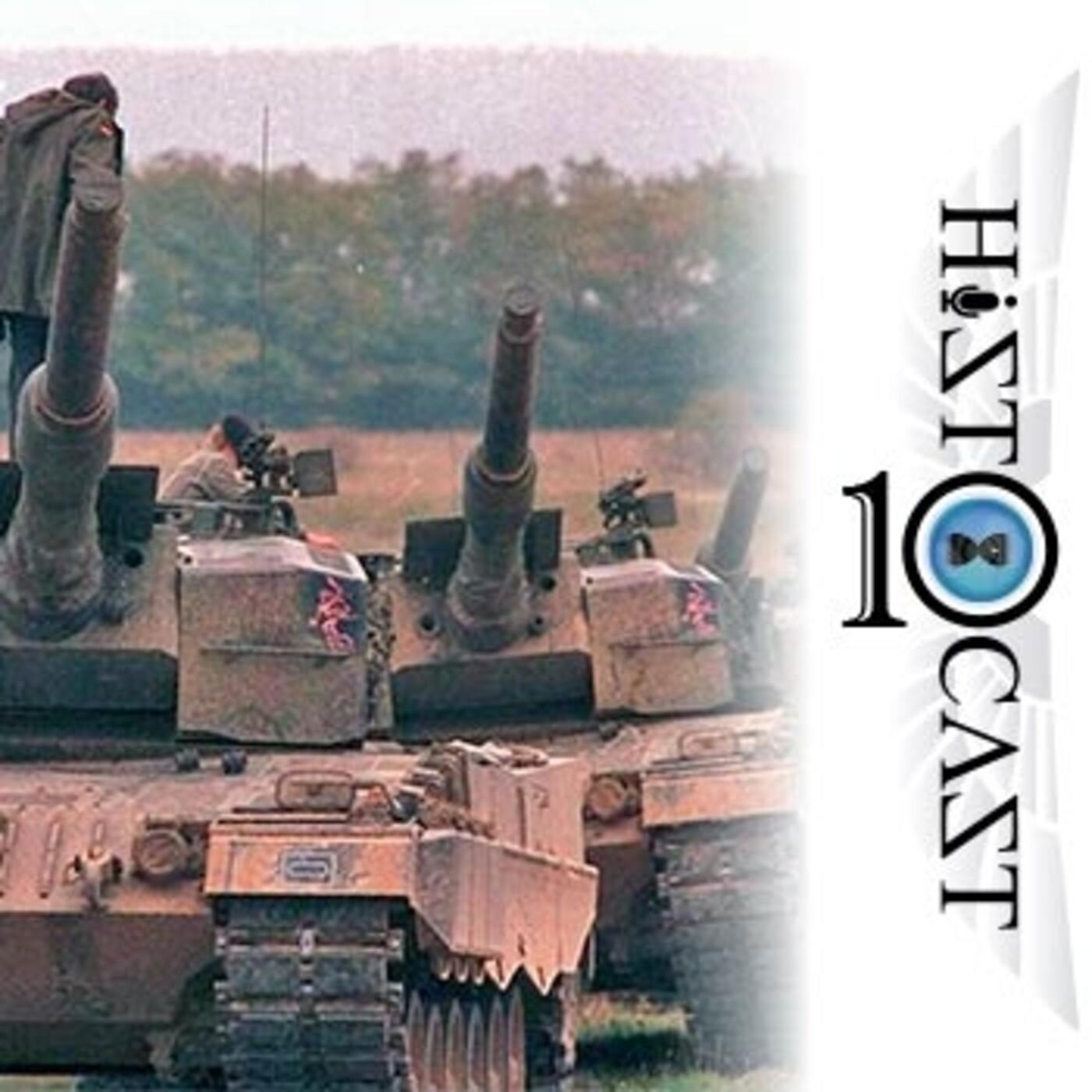 Guerras mundo antiguo y siglo XX