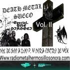 Tercera parte del especial de death metal sueco segundo volumen 20 julio 19 .
