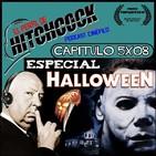 EPDH 5x08: Especial Halloween, Quién te cantará, Desenterrando Sad Hill, La máscara y Tesis.