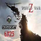 CX Podcast 6x25 I World War Z, Xbox Inside, Kingdom Hearts 3, Ubisoft...