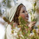 13. La Reina del Cielo en el Reino de la D.V sale de la casa paterna y se a vivir al templo