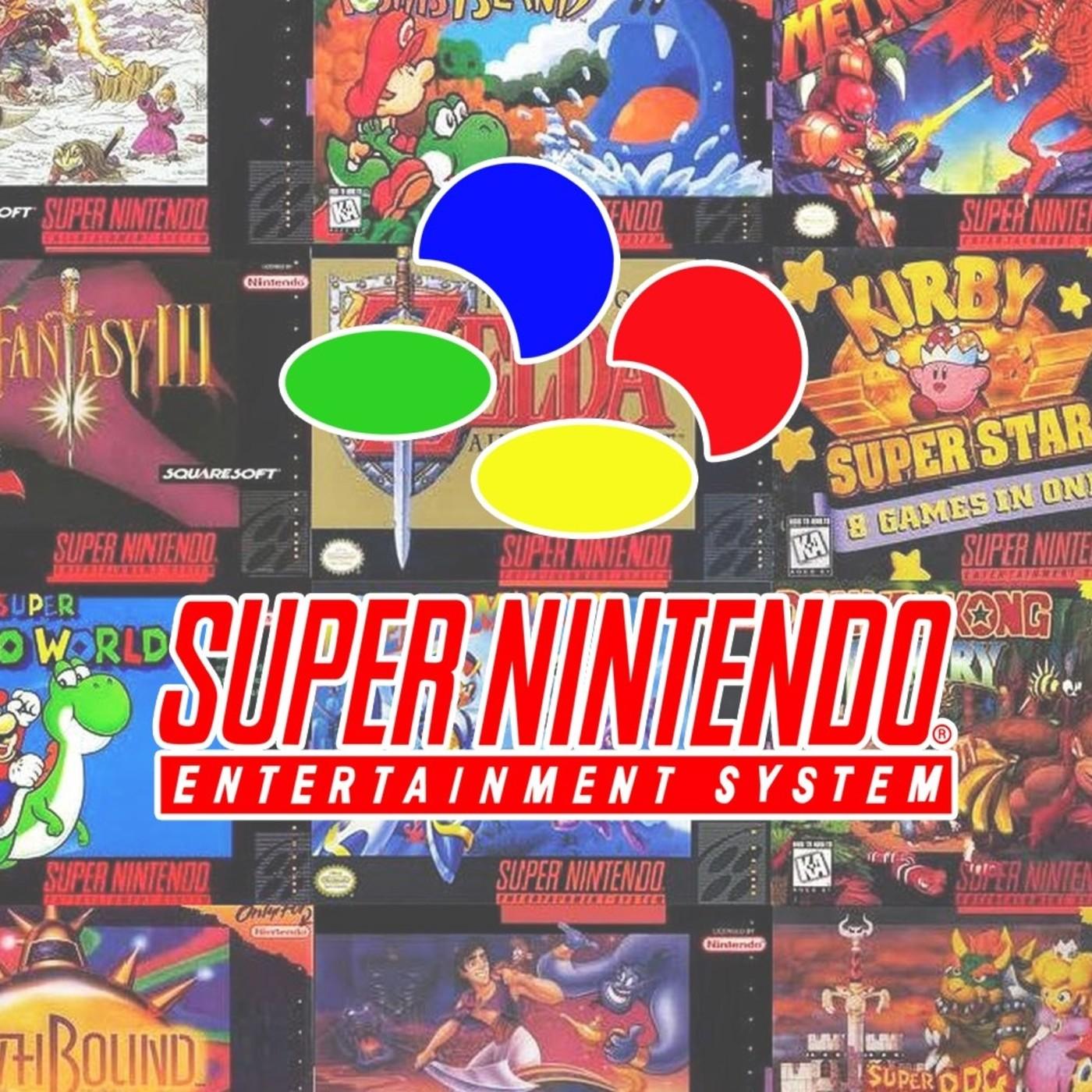 Especial Super Nintendo,