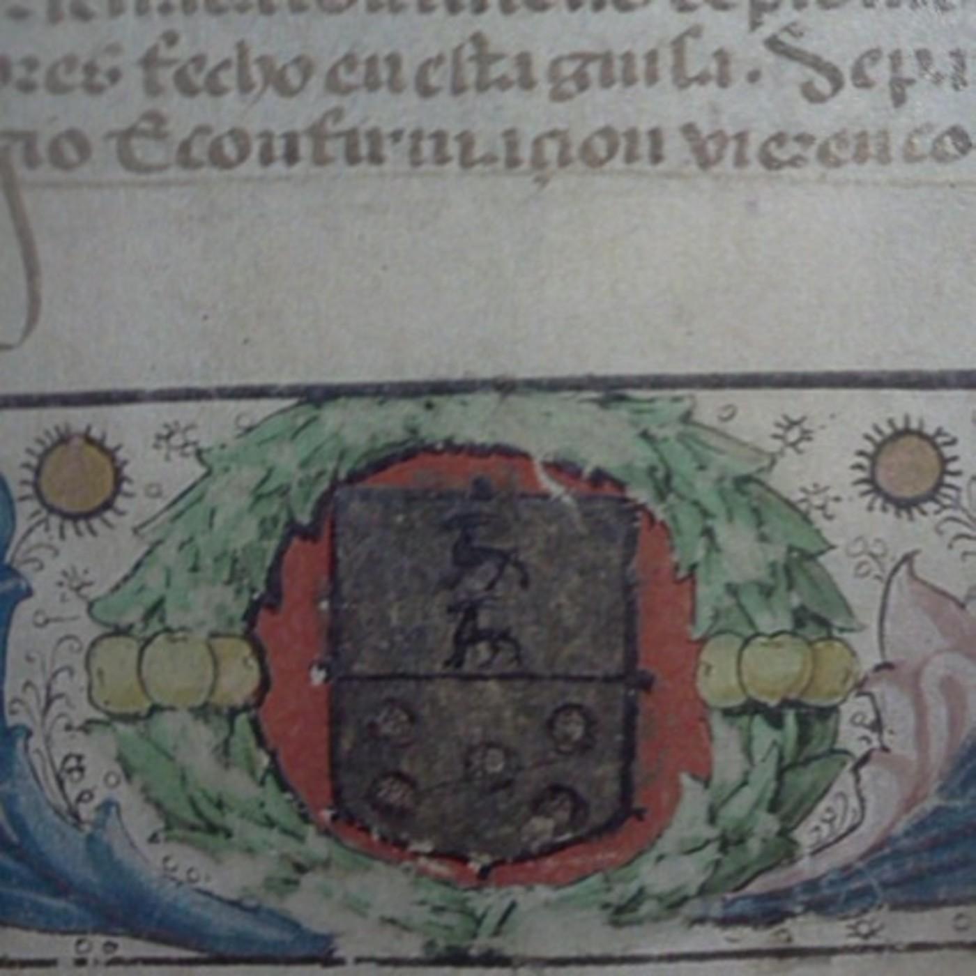 LA HISTORIA ENTRE LÍNEAS: El escudo de Cabra, su historia más allá de los mitos y leyendas