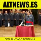 Entrevista a Jenner López presidente de la asociación militar '45 sin despidos'