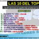 LAS 10 DEL TOP - marzo-19 - RMS