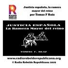 'Justicia española, la ramera mayor del reino' por Tomas F Ruiz