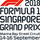 Bandera a cuadros 2x15 - analisis gp singapur 2018