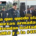 #OpiniónEnSero 20-Nov-19: ¡Los grandes cambios que continúan dan razón a la lealtad de las fuerzas armadas a AMLO! @yout