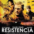 Resistencia (2008) #Bélico #Drama #Holocausto #peliculas #podcast #audesc