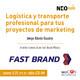 Logística profesional para tus proyectos de marketing
