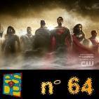 Programa 64 - El Sótano del Planet - Seguimiento Documental 'Dawn Of Justice League'