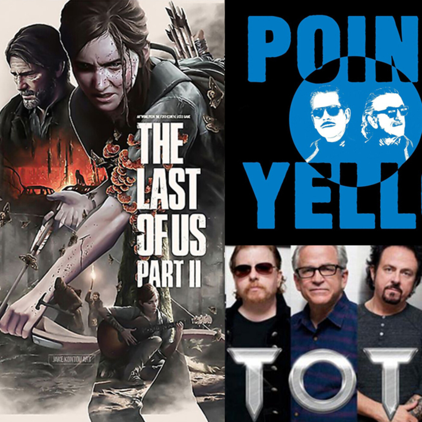 T6x04 Yello, The Last of Us part II, Toto