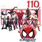Spider-Man: Bajo la Máscara 110. Un vistazo a las actuales colecciones del Universo Marvel y Noticias de Cine.