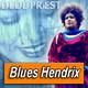 DEDE PRIEST · by Blues Hendrix