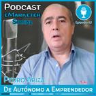 062 Pedro Ariza cuenta su biografía