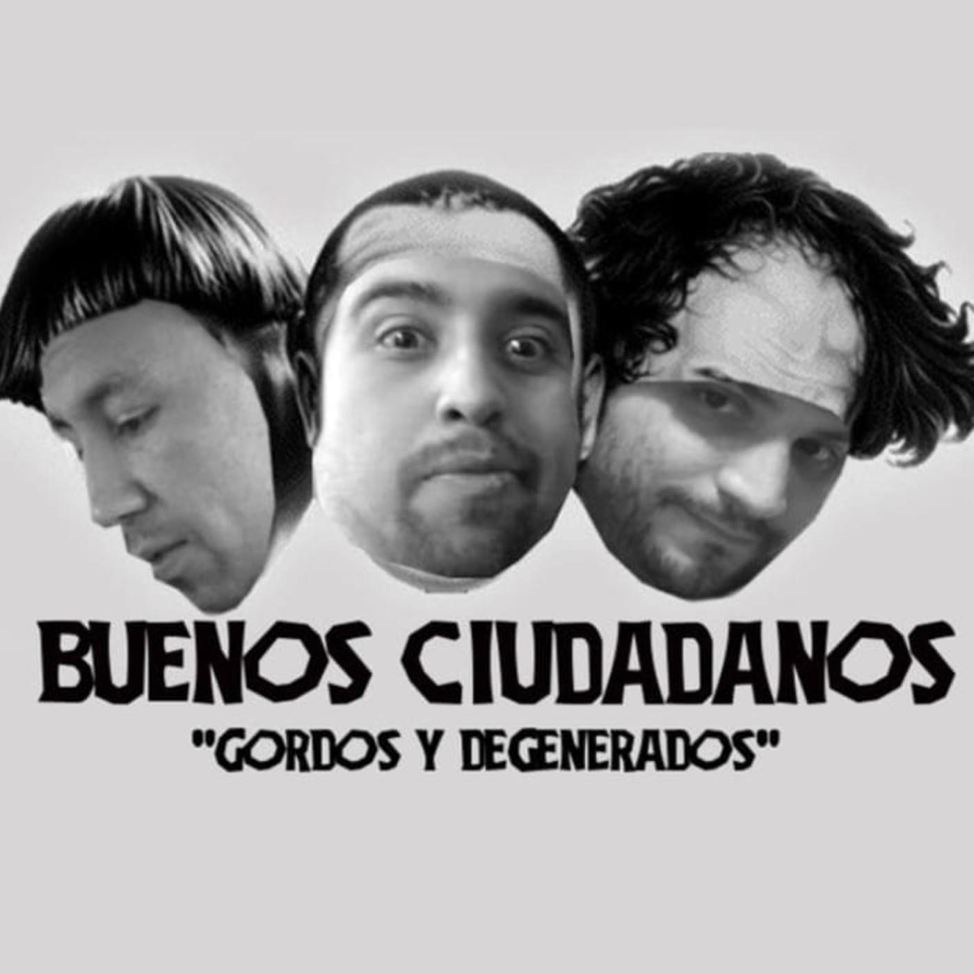 """T1/E11 """"La volá en ácido de José Maza"""" Buenos Ciudadanos"""