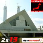 2x13 - Religión católica en Japón. La iglesia de San Francisco Javier en Yamaguchi, cristianismo y evangelización