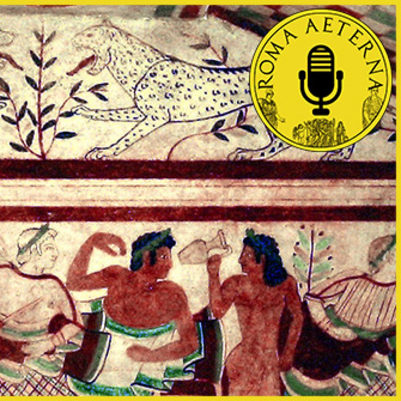 Programa 3 - La Italia prerromana. Etruscos y griegos, ¿padres de Roma?